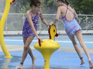 OXY - Klarer Fall von Wasserspaß