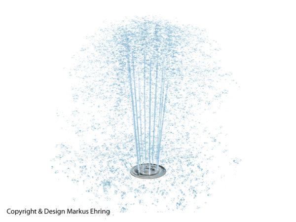 Kinderwasserfontaene klein Rendering I