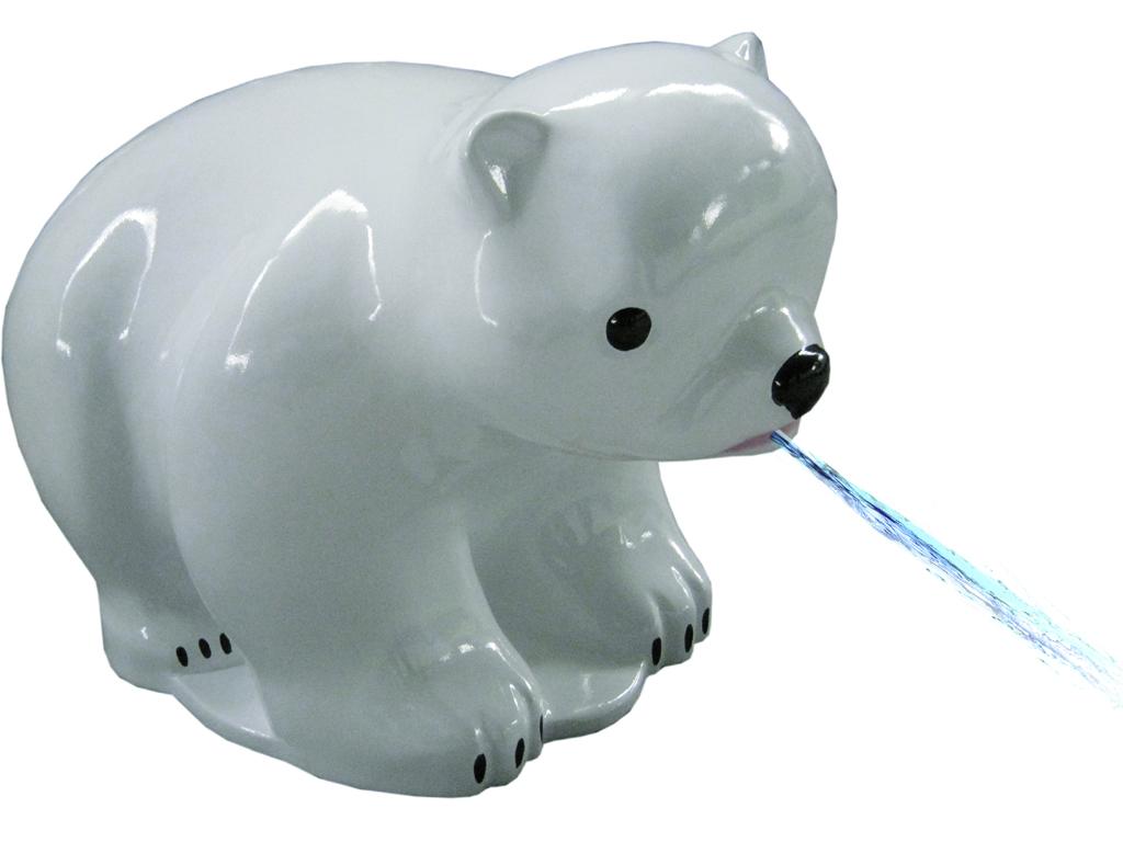 Kurt Wasserspieltier 3D I