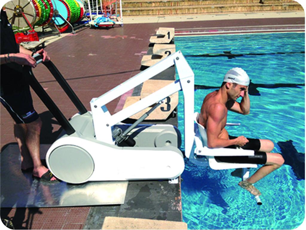 R36 mobilerSchwimmbadlifter i Swim Milieu3 I