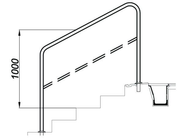 R771178 Mittelgelaender Zeichnung I