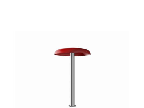 R8214 1000 Wasserpilz rot Rendering I