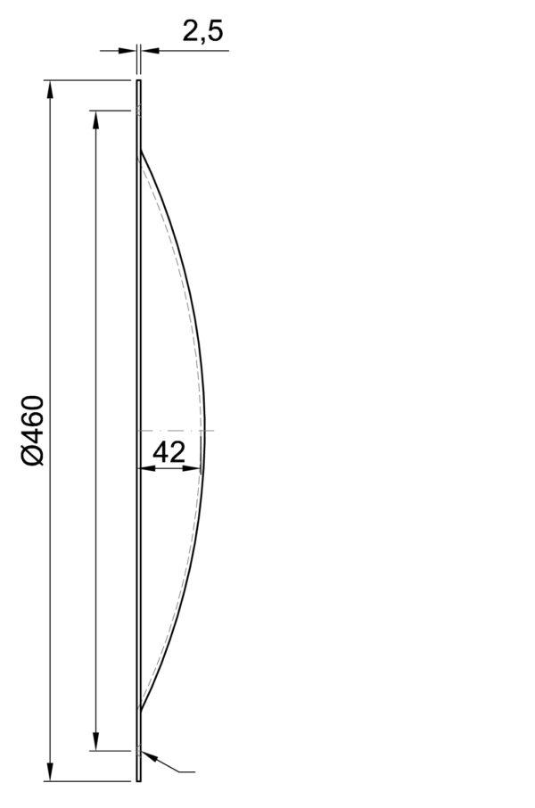 R83070 ROIGK Ansaugsystem Sieb Zeichnung Druck