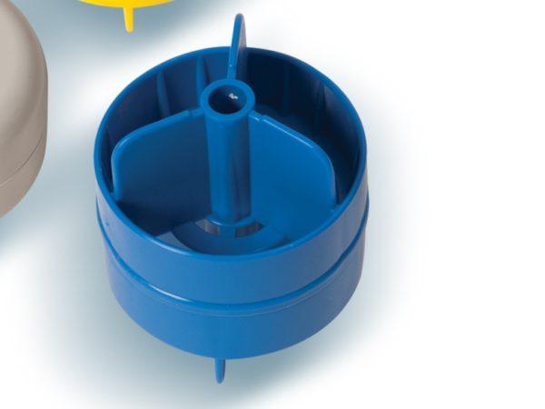 wellenbrecher mini blau I 1