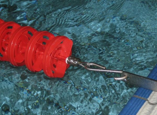 R771165 Wave Killer Schwimmbahnleine nah I