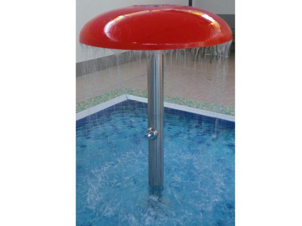 R8214 1000Z Wasserpilz Zeitventil rot Milieu I